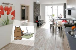 Comment enlever l'odeur de litière à chat dans un appartement